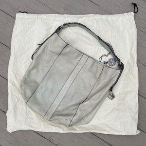 Kenneth Cole Stone Grey Shoulder Bag